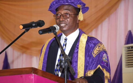 20 month after, Standard of AAUA has been profoundly improved ,Tunji Abayomi  decleared  on Friday
