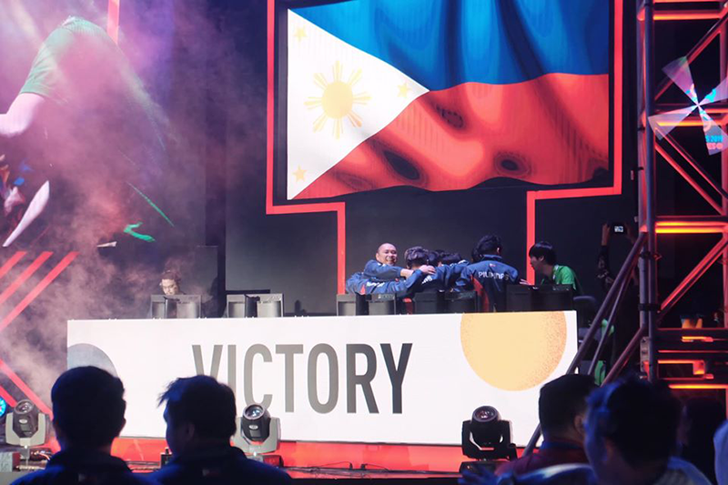 #2019SEAGames PH's SIBOL wins first-ever eSports gold medal for Mobile Legends