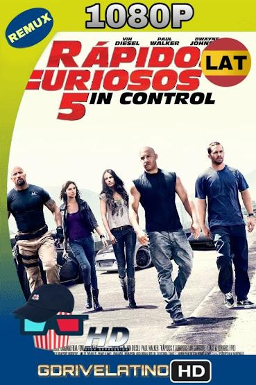 Rápidos y Furiosos 5 (2011) BDRemux 1080p Latino-Ingles MKV