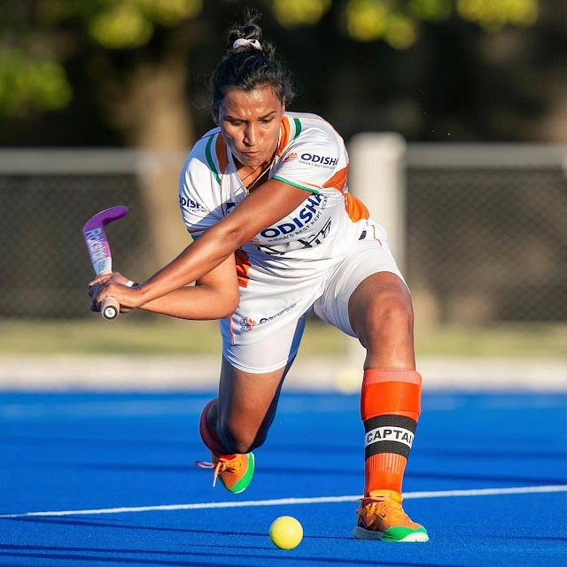 Every day, I'd ask the coach to teach me too. He'd reject me because I was malnourished- Rani Rampal