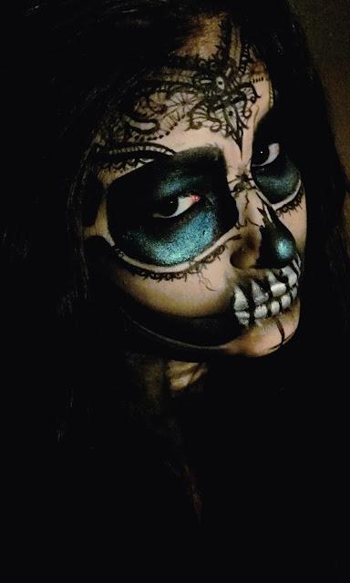 Art&Freak Show Calavera Makeup