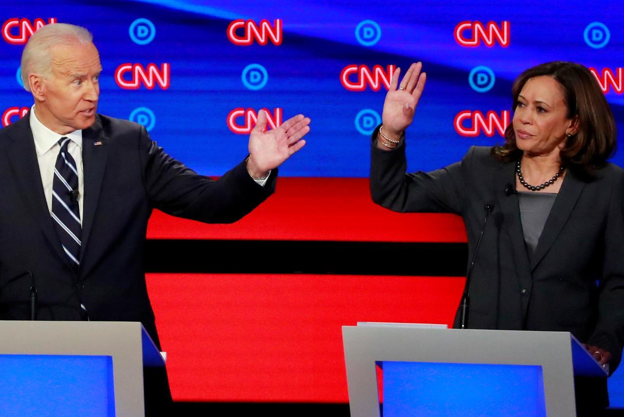 Sen. Kamala Harris Refuses to Answer if Joe Biden Will