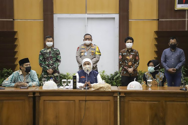 Jelang PSBB Surabaya, Herlina Ungkap Data Mengejutkan