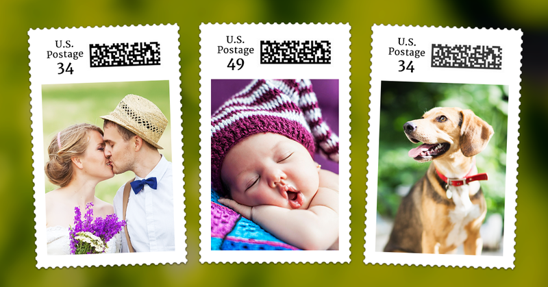 Simply Momsykulitz: Create Your Custom US Postage Stamps    With