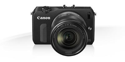 Canon EOS M DSLR Firmware Full Driversをダウンロード