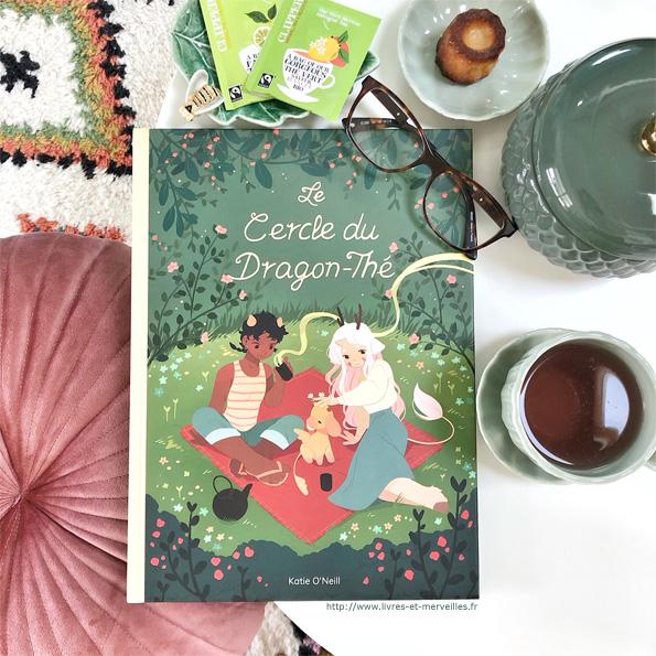 Le cercle du Dragon-Thé - Katie O'Neill