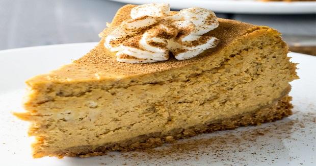 Classic Pumpkin Spice Cheesecake Recipe