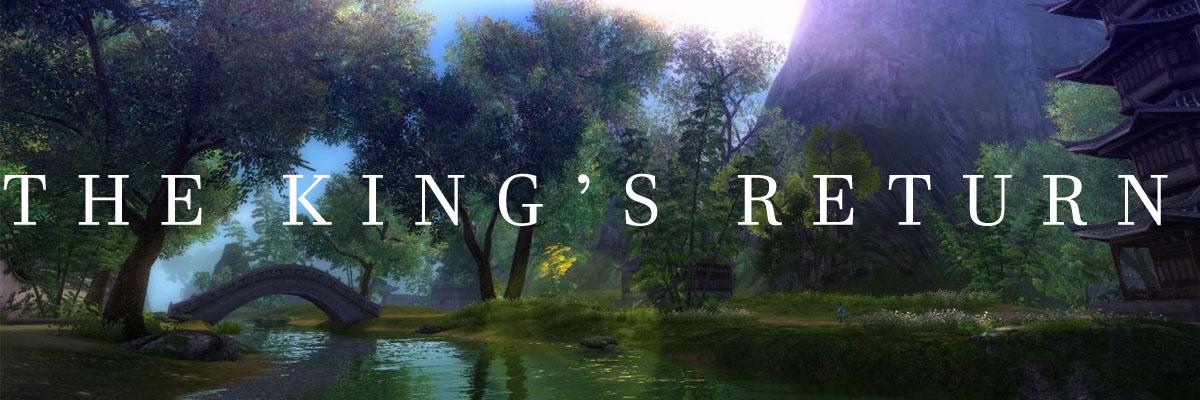 The King's Return : Chapter 33-2 | OYEN'S BLOG