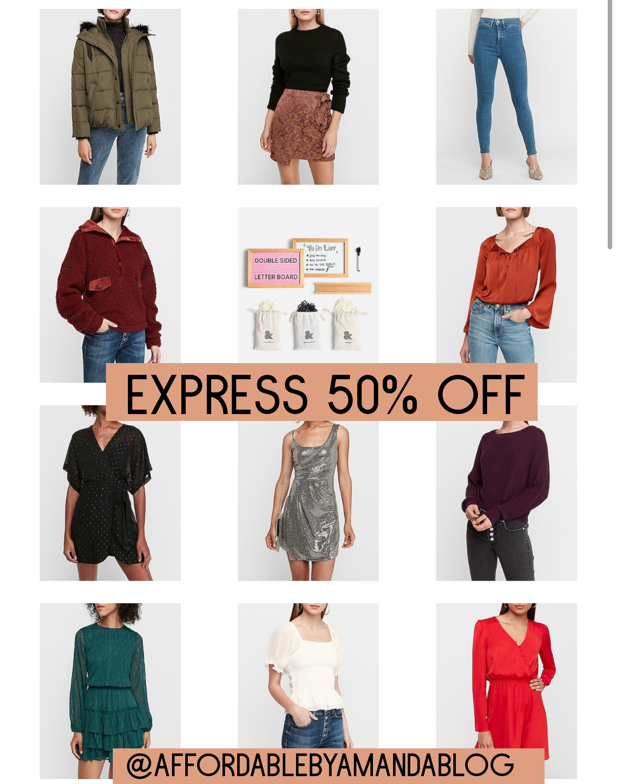 Black Friday Sales and Cyber Monday Deals 2019 | Express Cyber Monday Sale