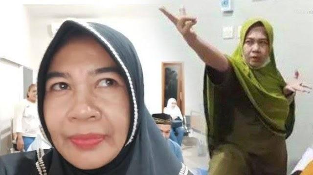 Kontroversi Ningsih Tinampi Mengaku Sudah Coba Virus Covid-19