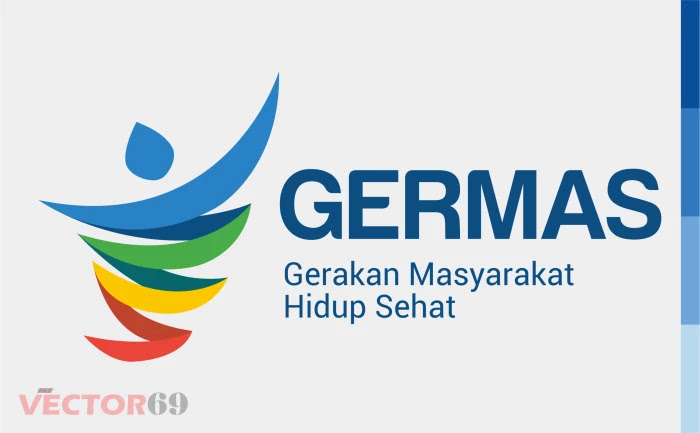 Logo GERMAS (Gerakan Masyarakat Hidup Sehat) - Download Vector File EPS (Encapsulated PostScript)