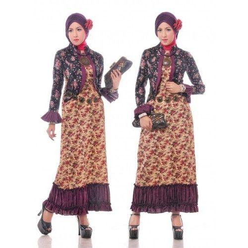 Model Baju Batik Kerja Atasan Muslim: 25+ Model Baju Kerja Wanita Muslimah 2016