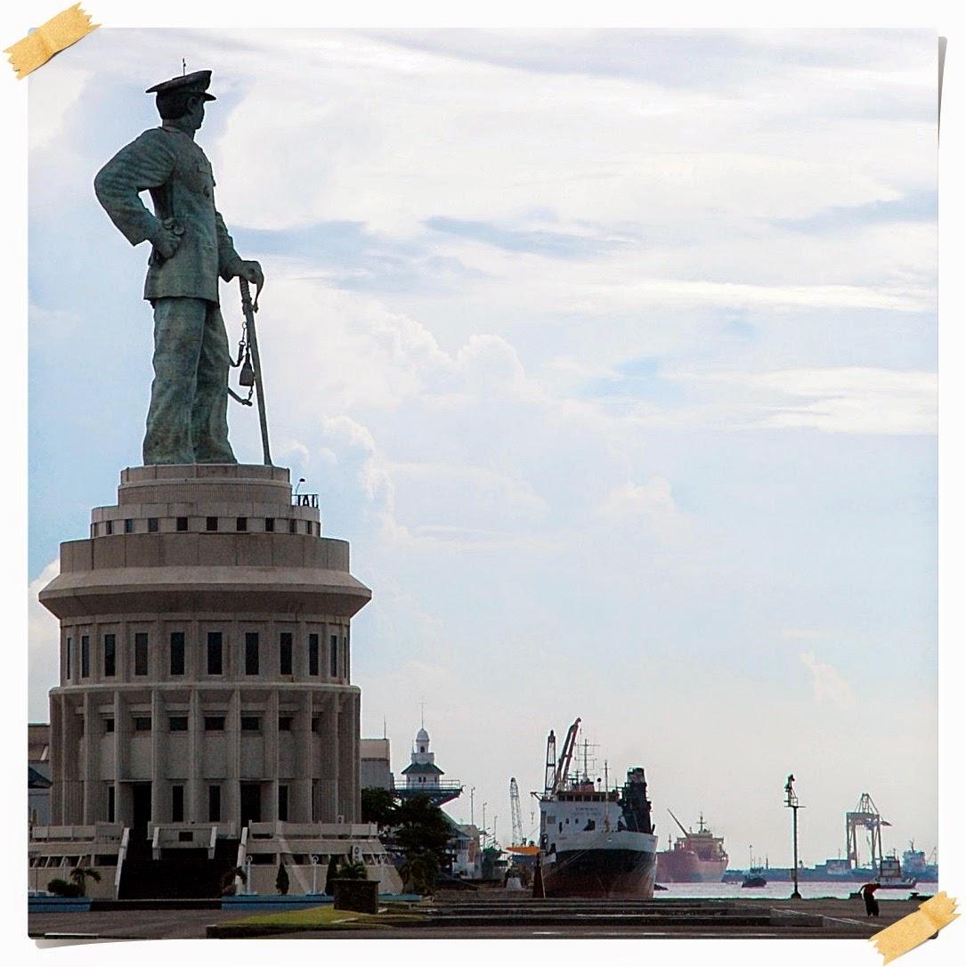 Pembuatan Patung Monjaya dan sejarahnya