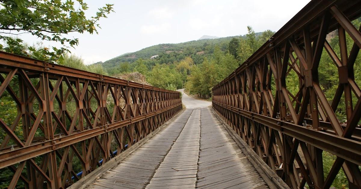 """Πρέβεζα: """"Άνοιξε"""" και πάλι η γέφυρα BELLEY στον Μεσοπόταμο"""