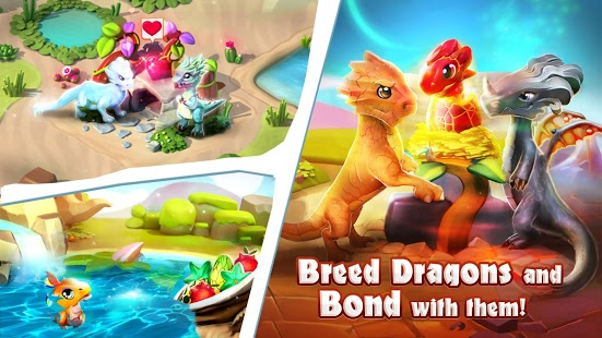 Dragon Mania Legends v 2.3.0 Mod Apk (Unlimited Everything) for Android