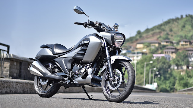New  Suzuki Intruder 150 HD Picture