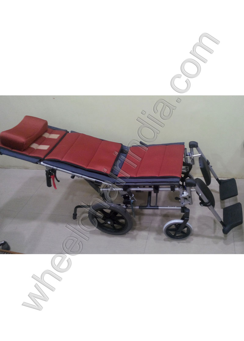 The Best Type Of Reclining Wheelchairs Wheelchair India