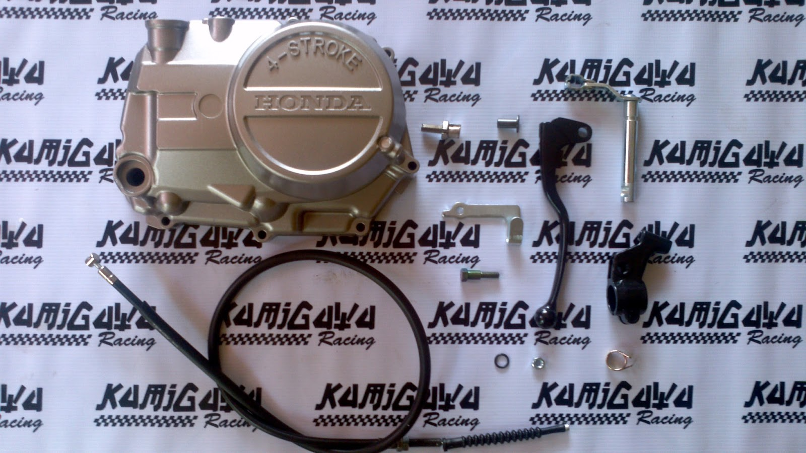 Honda Wave 110/XRM 110 Manual Racing Clutch Kit.