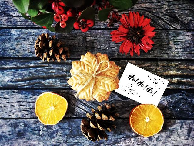 Biscotti al miele - świąteczne ciasteczka miodowe