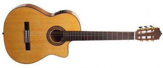 Guitarra española Martínez MFGAS CE