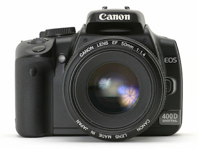 Canon Rebel XTi EOS 400D Firmware Download
