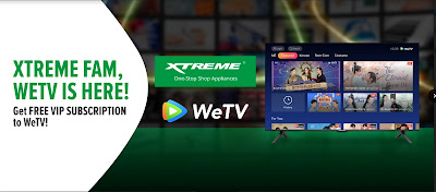WeTV and Xtreme