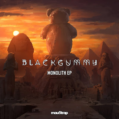 "BlackGummy Releases ""Monolith"" EP on mau5trap"