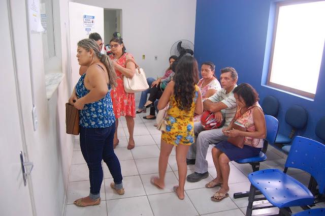 Central de Marcação e Regulação reduzir demanda de consultas e exames em Patos
