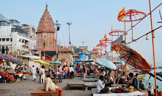 Varanasi City - History, Culture, Temple & Ghat