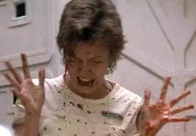 Veronica Cartwright sufrió un ataque de pánico de verdad