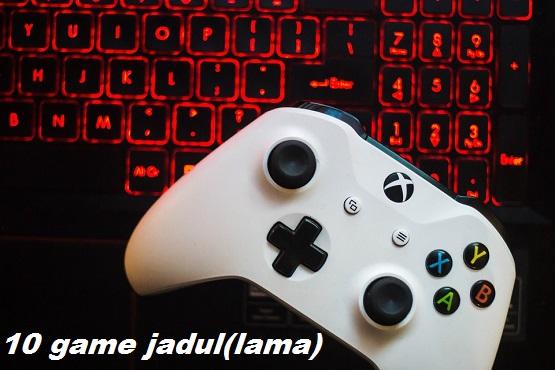 10 game jadul