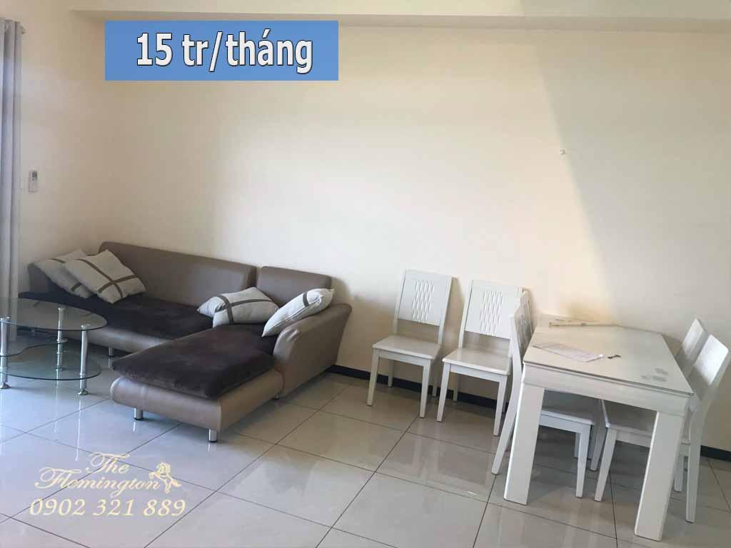 Giá rẻ căn hộ Flemington cho thuê 96m2 thiết kế 2PN | Hình 1