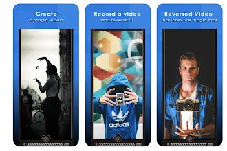 OGGI GRATIS: app da 5,49 €per riprodurre video al contrario