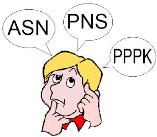 perbedaan anatara Bedanya ASN, PNS, PPPK