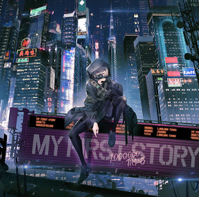 MY FIRST STORY - 1,000,000 TIMES feat. chelly (EGOIST) lyrics lirik 歌詞 arti terjemahan kanji romaji indonesia translations 7th single details tracklist DUEL MASTERS PLAY'S card game app theme song