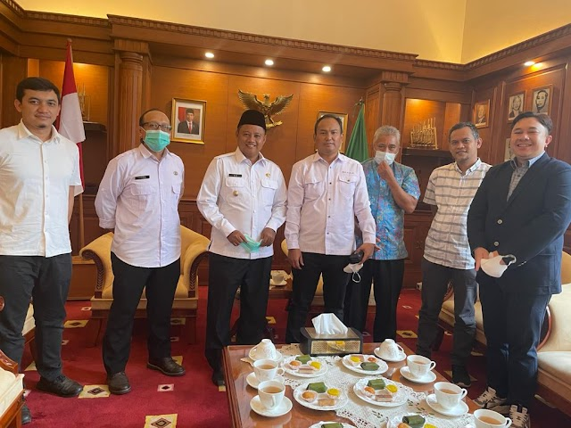 Wagub Jabar Dukung Penuh Kegiatan HPN PWI Tingkat Jabar di Cianjur