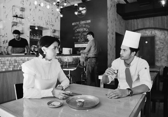 Москва, ливанская кухня, ливанский ресторан, Басем заин, шеф-повар, интервью, foof-blog, кулинарный блог, блогер, russian food blog, Anna Melkuman, Basem Zain