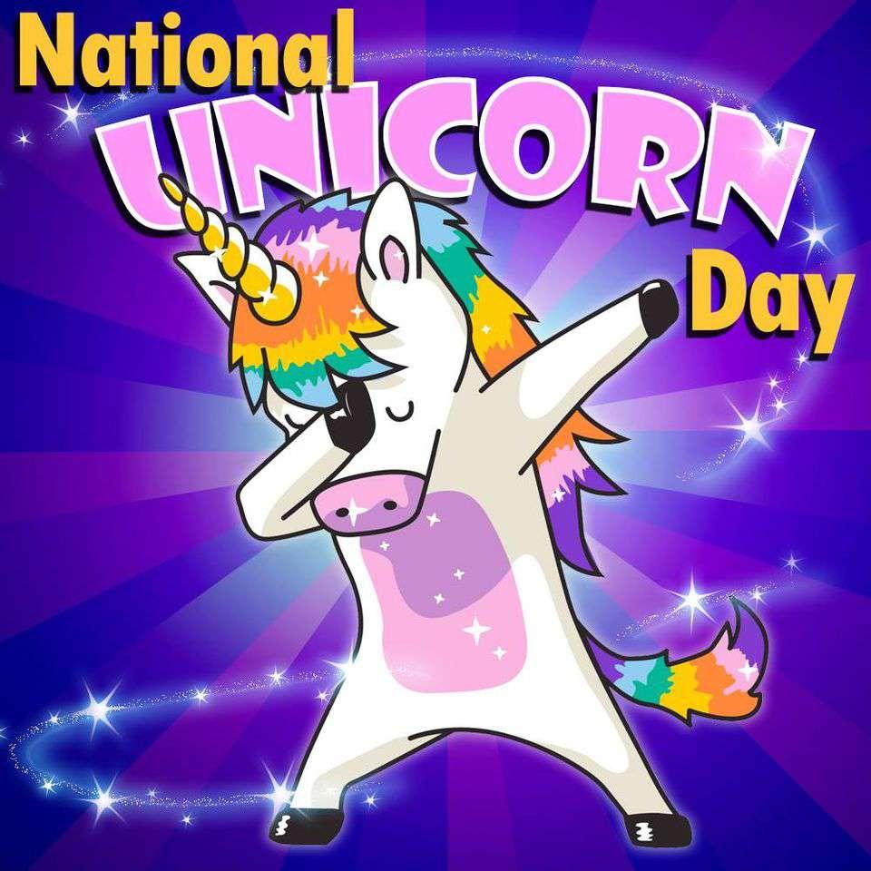National Unicorn Day Wishes Sweet Images
