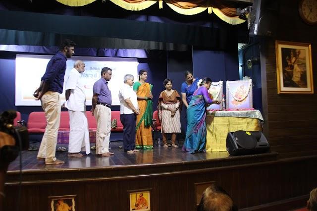 டிஜிட்டல் ஊடகங்கள் தேசிய சித்தாந்தத்தை கொண்டு செல்ல வேண்டும், நாரத ஜெயந்தி விழா