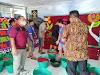 Lapas Muaradua Adakan Keterampilan 'Florist', Papan Karangan Bunga bagi Warga Binaan.