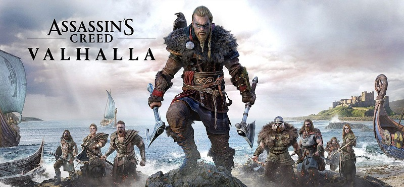 Assassin's Creed Valhalla: Release date 2020 for Xbox, PS4 & PC