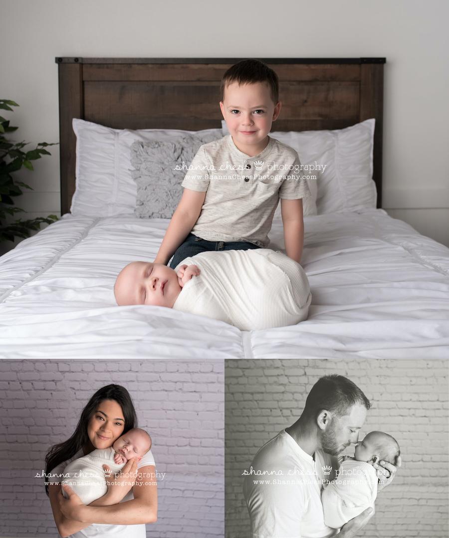 eugene oregon baby and family photographer