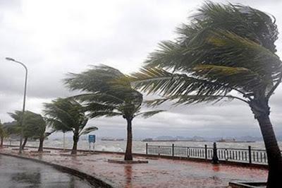 Maroc- Attention, de fortes averses orageuses et rafales de vent dans ces régions de niveau orange