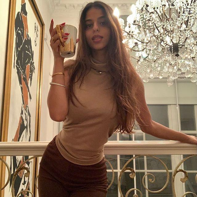 Beauty Gallery: Suhana Khan Latest Photos