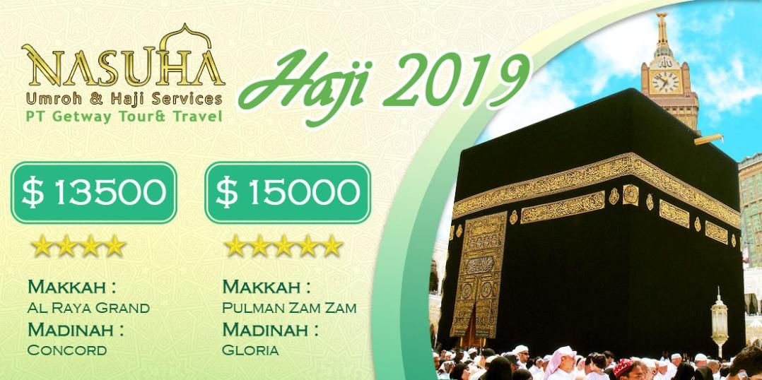 haji nasuha tour