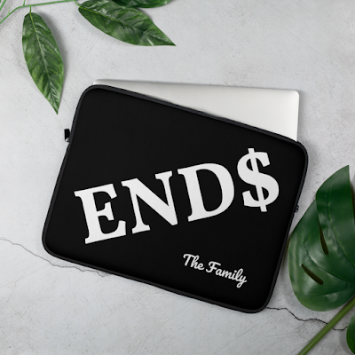 Buy END$ Laptop Sleeve $27.99