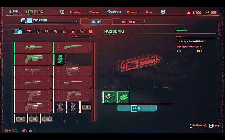 Cyberpunk 2077: Blueprints