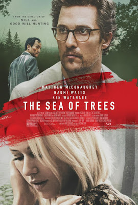 The Sea Of Trees 2015 DVD R2 PAL Spanish