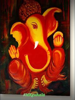 Ganesh जी । गणेश जी