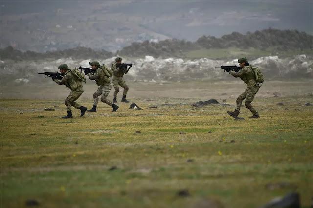 Ο Μυστικός Στρατός της Τουρκίας